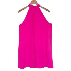 NWT Amanda Uprichard Halter Sleeveless Dress Sz M